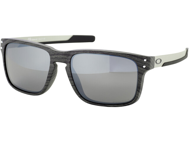 Oakley Holbrook Mix Brillenglas, woodgrain/prizm black
